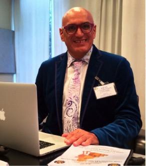 """, Maurizio Sarlo – """"Collegarsi"""": l'Universo è in tutti. (Dal libretto di MauS🤗).  Ha riscosso un grandissimo successo, ieri 28/04/19, alla conferenza CLEMM di Ortona (Chieti), il prof. Antonio Librale…., COEMM, COEMM"""
