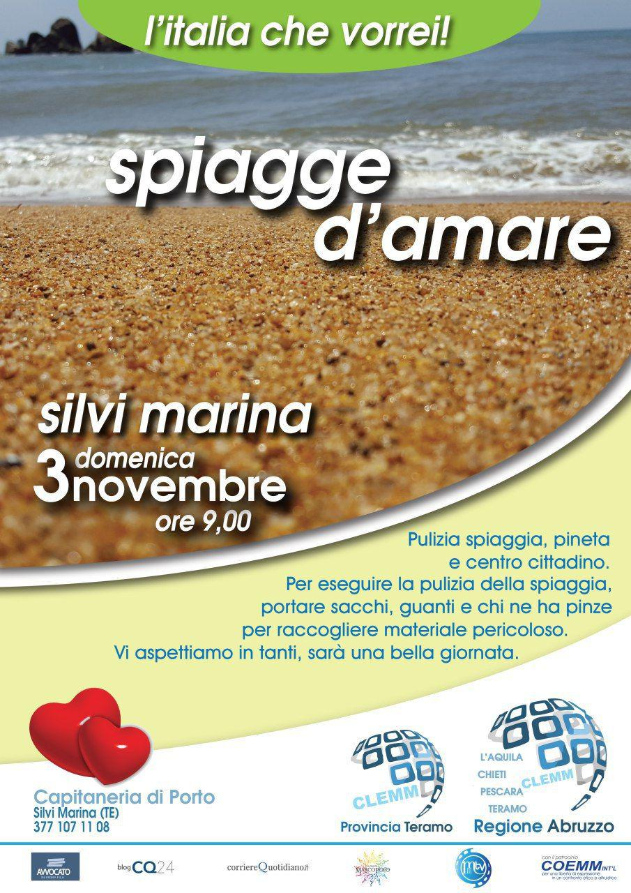 , L'Italia che vorrei – Spiagge d'Amare, COEMM