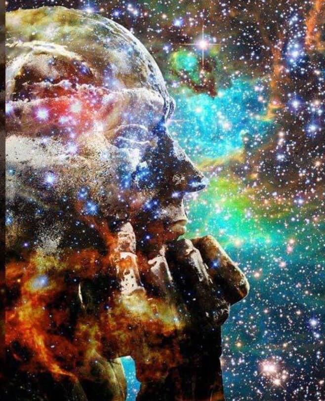 Maura Luperto – Riflessioni – Lei stringe un'alleanza con il mistero chiamato Dio.