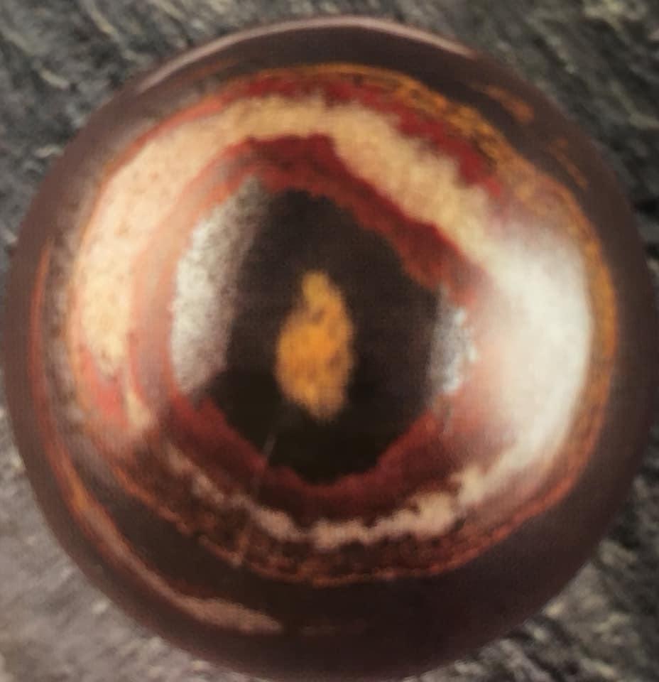Maura Luperto – Riflessioni – La magia delle pietre OCCHIO DI TIGRE FERROSO