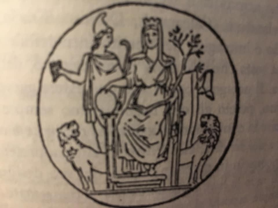 Maura Luperto -Riflessioni – L'atto del l'imposizione del nome è, come il battesimo.