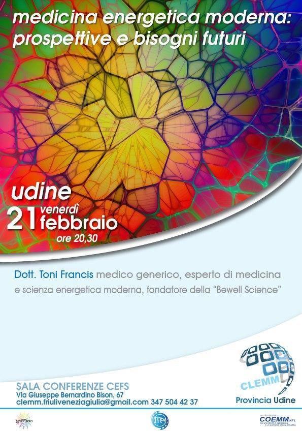 Medicina Energetica Moderna: prospettive e bisogni futuri.