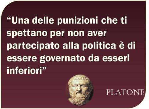 , Da chi ci facciamoci governare? Platone aveva ragione da vendere!, COEMM