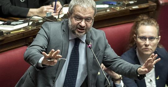 Cosa vi avevo detto?  Italiani che vi siete fatti imbavagliare e prendere da molteplici bugie del terrore!