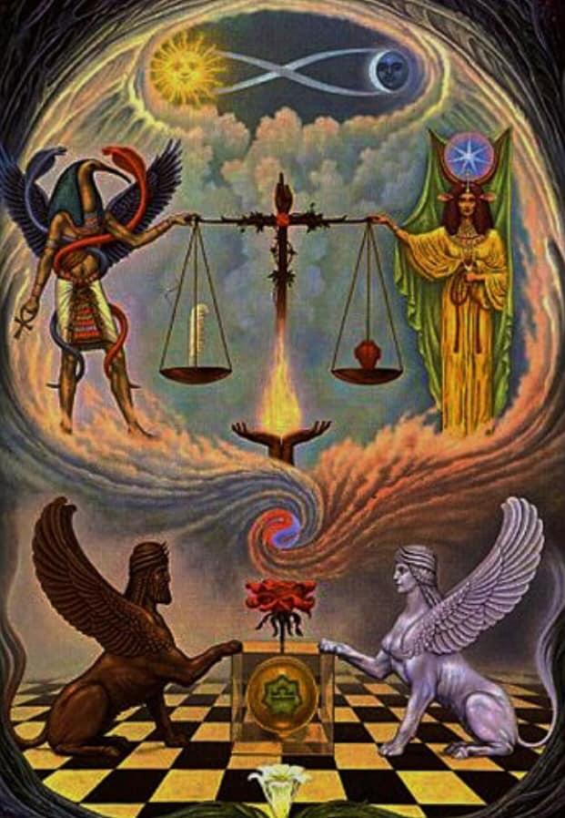 Maura Luperto – Riflessioni – Io sono Giustizia.