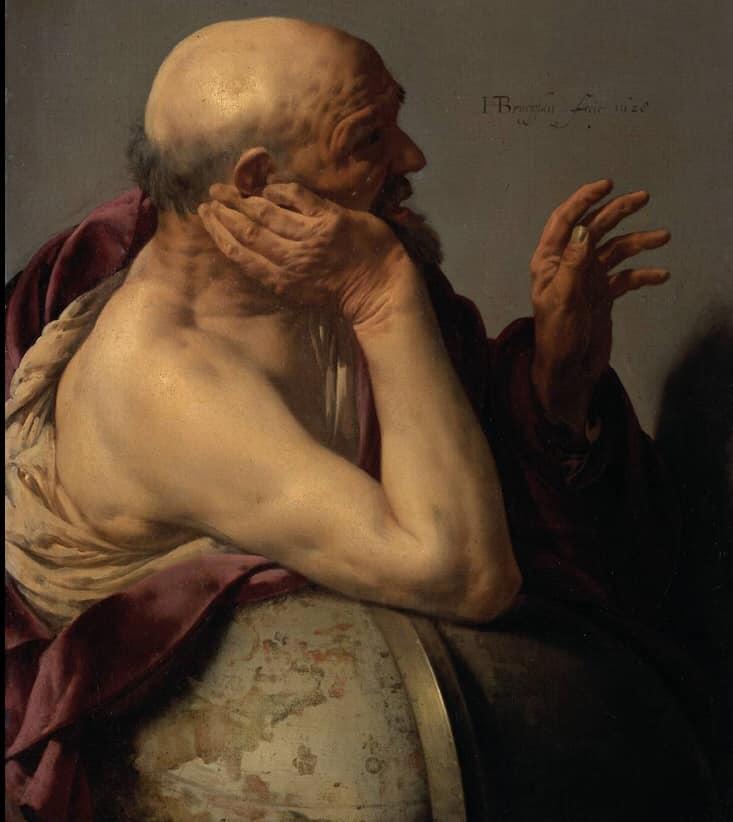 Maura Luperto – Riflessioni – Eraclito.