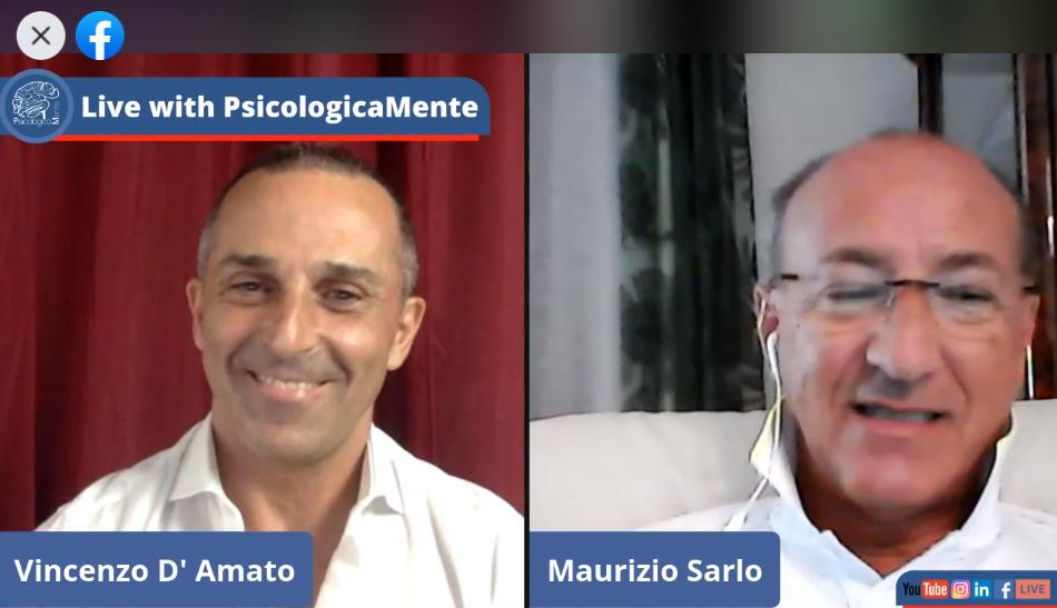 , Intervista a Maurizio Sarlo., COEMM, COEMM