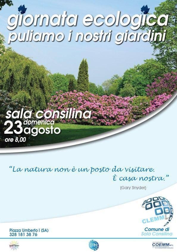 Giornata Ecologica