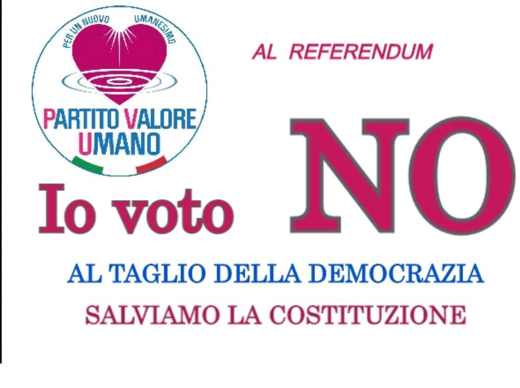 , Ecco perché voto NO! Cosa c'è dietro quelli che votano si al referendum????, COEMM, COEMM