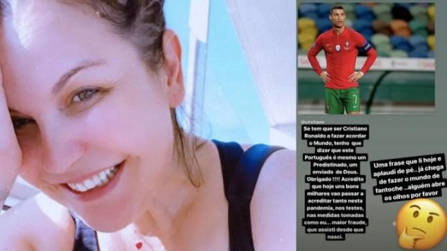 """, Calciatori e Magistrati? Leggi cosa dice la sorella di Ronaldo …..Cristiano Ronaldo, la sorella si sfoga su Instagram: """"La più grande frode mai vista""""., COEMM, COEMM"""