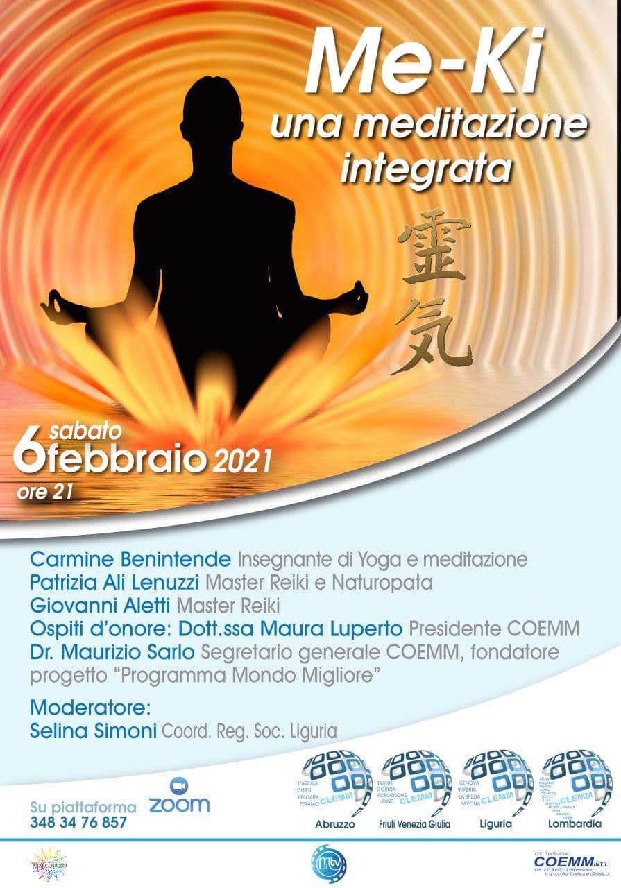 🌐 In collaborazione I CLEMM DI 🌐 ⏩ Abruzzo ⏩ Friuli Venezia Giulia ⏩ Liguria ⏩ Lombardia
