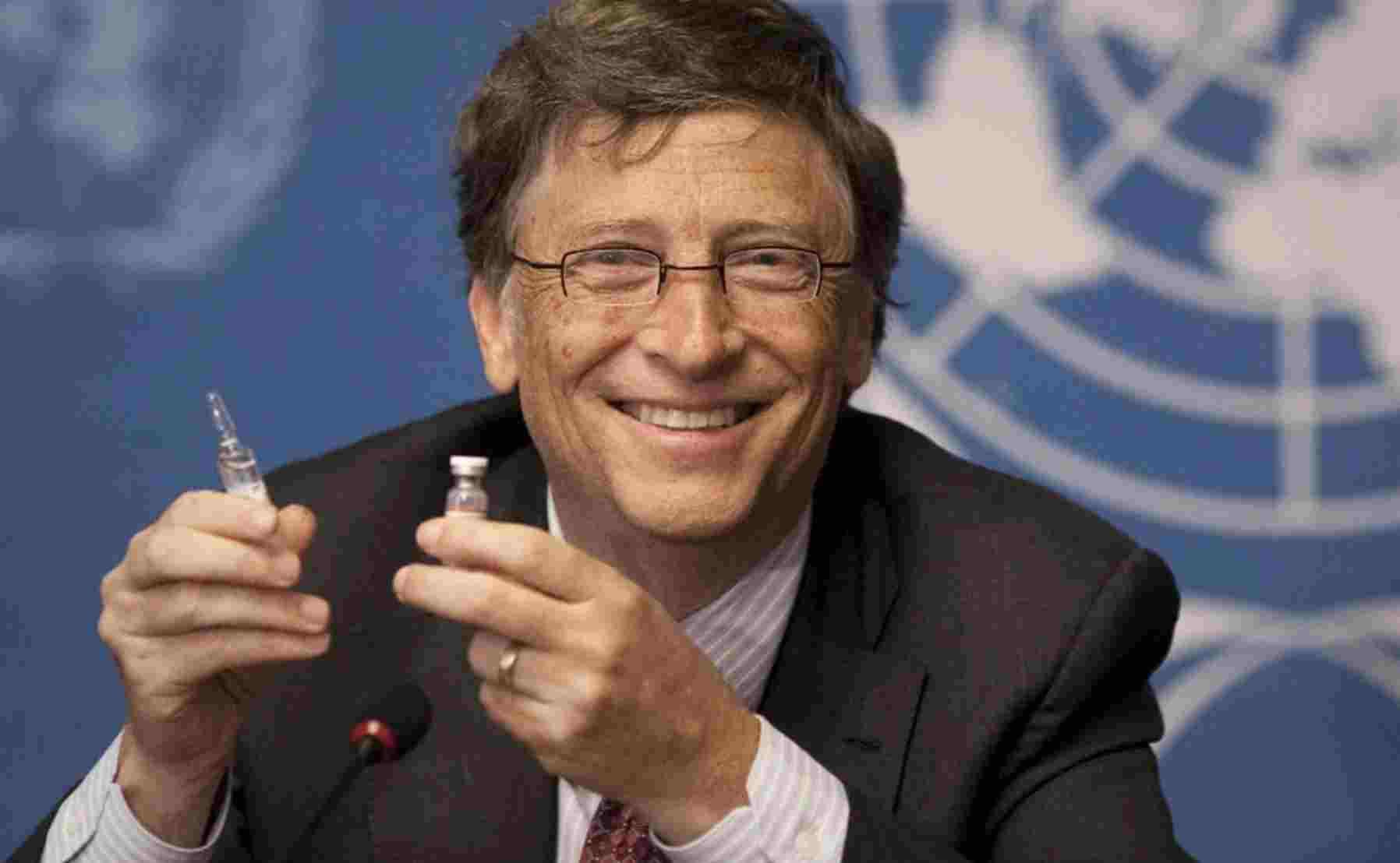 Tutto una lotteria? Ebbene sì, l'essere Umano deve scommettere. (Articolo allegato da leggere)   Avv.A.Devetag: Gli intrecci del nostro Governo con le Fondazioni Bill Gates-Gavi