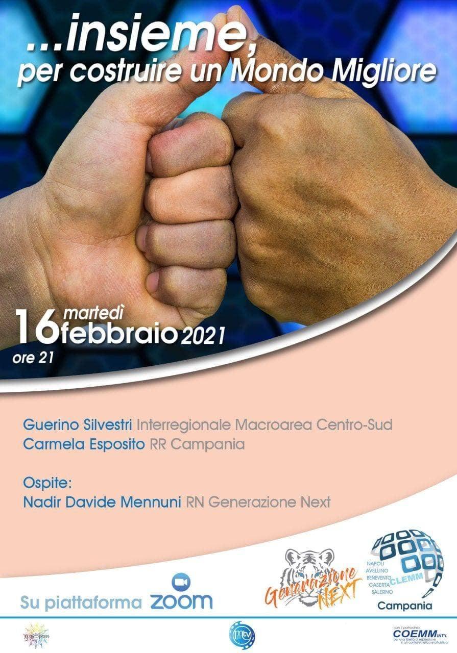 , 🔸🔸 Generazione Next, COEMM