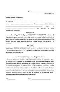 , Maurizio Sarlo – Sciopero Generale/15/10/21 🇮🇹 ZTL Zoom del 12/11/21ore 21📍, COEMM